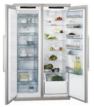 AEG Fridge/Freezer