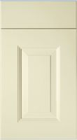 Degas Solid Ash Ivory Raised Panel